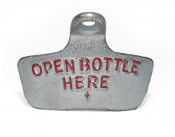 Kapsylöppnare - open bottle here