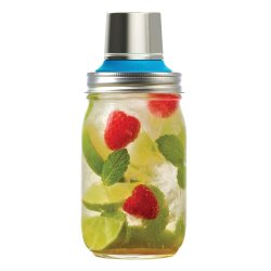 Mason jar Cocktail Shaker lid regular mouth
