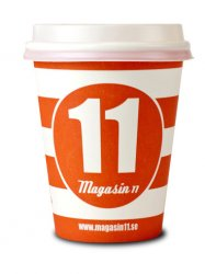 Take away mugg 50 st med lock