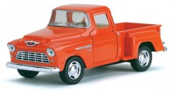 Chevy stepside pick-up 1955