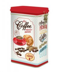 Kaffeburk hot coffee 500g