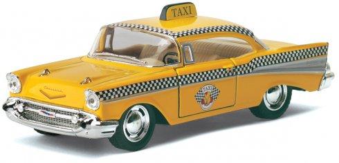 Chevrolet bel-air taxi -57