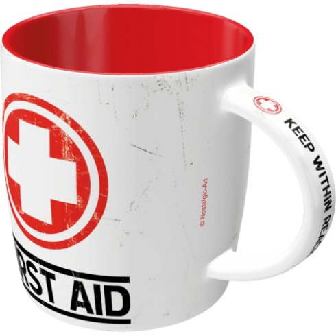 Retromugg first aid