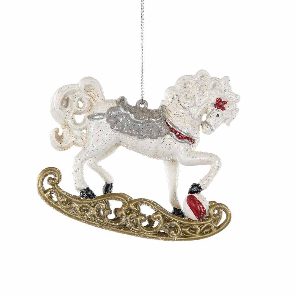 Gunghäst dekoration hängande